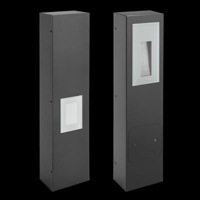 Rasvjetni LED stupići Lombardo Kit-04 Stile Next Post IP66 3W+3W