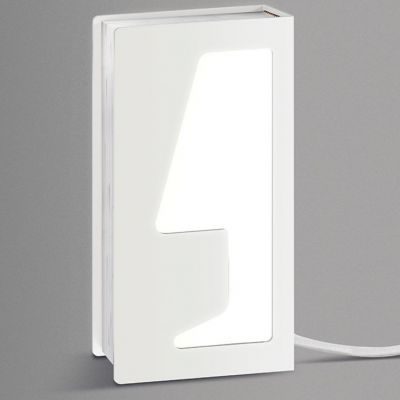 Stolna lampa Kreadesign Libretto SX LED