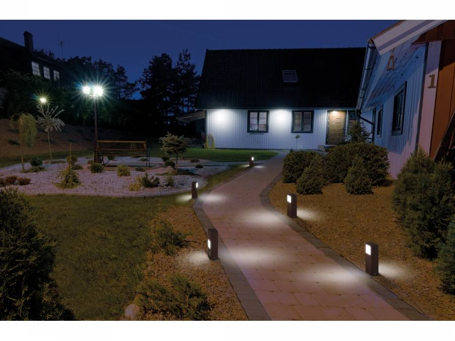 Rasvjetni LED stupići Lombardo Kit-09 Stile Next Post IP66 3W+3W Cijena