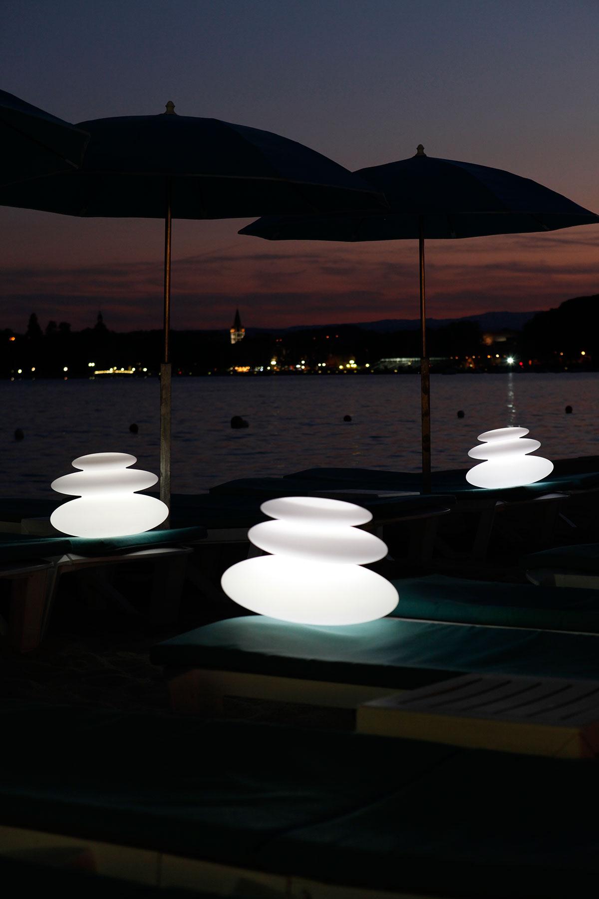 Bežična LED lampa Smart&Green Zen IP68