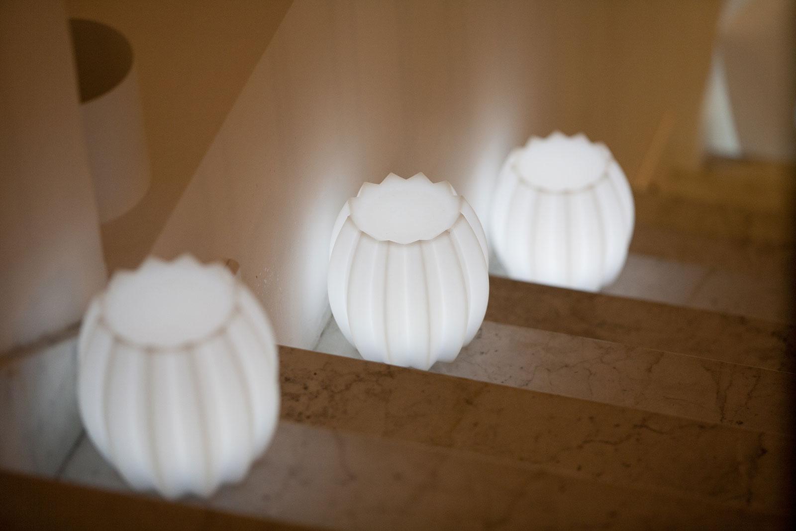 Bežična LED lampa Smart&Green Luciole IP68