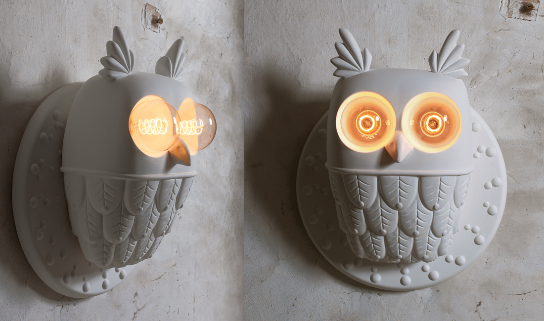 Stolna lampa Karman TI . VEDO  Ø25