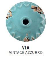 Luster Ferroluce Retro Vague Vintage C1413 Ø19
