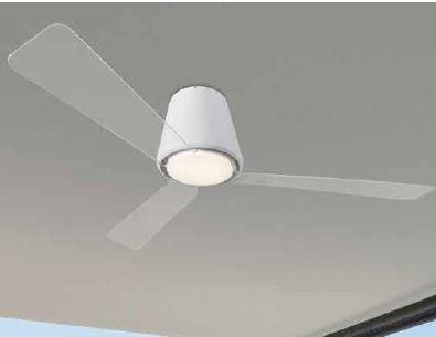 Luster - ventilator LED Leds-c4 GARBÍ Ø270 IP44