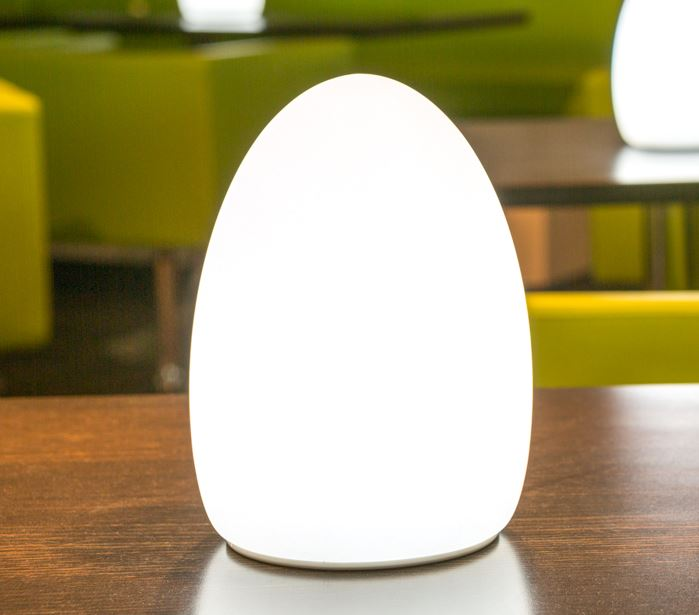 Bežična LED lampa Smart&Green Egg IP68
