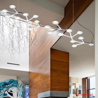 Luster Artemide LED Net line 125