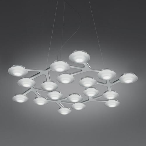 Luster Artemide LED Net circle