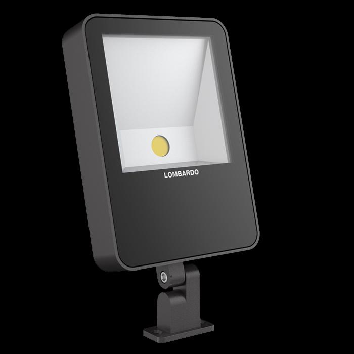 Vanjski nadgradni LED reflektor Lombardo Tag 210 asimmetrico 1 LED 25W
