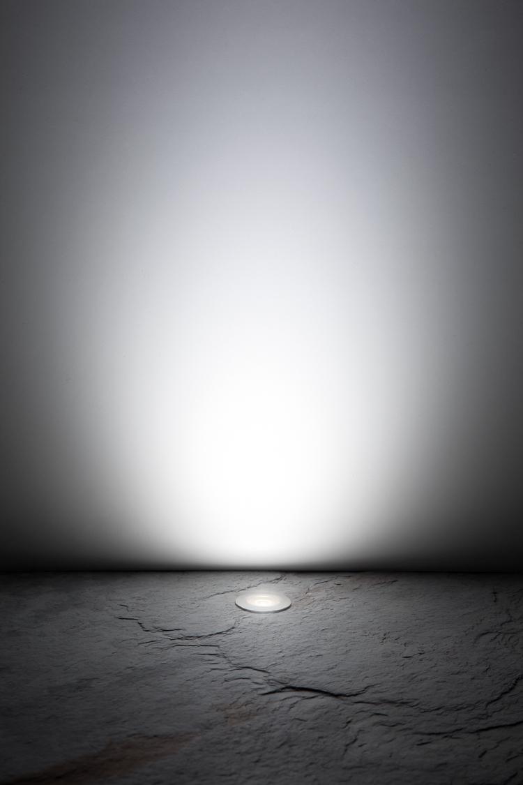 Vanjska ili unutarnja ugradna LED svjetiljka Lombardo CNC35 T 1 LED 2W