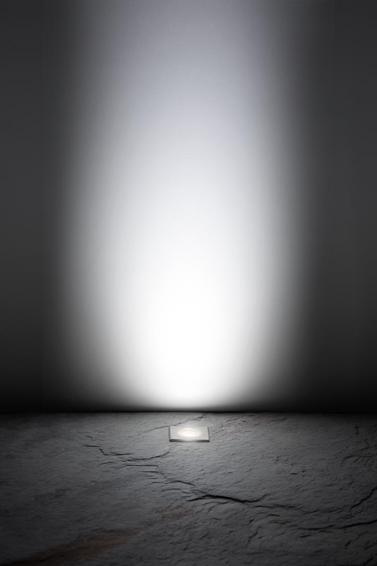 Vanjska ili unutarnja ugradna LED svjetiljka Lombardo CNC35 Q 1 LED 2W