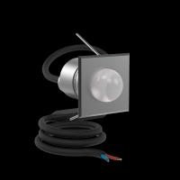 Vanjska ili unutarnja ugradna LED svjetiljka Lombardo CNC35 Q UP 1 LED 2W