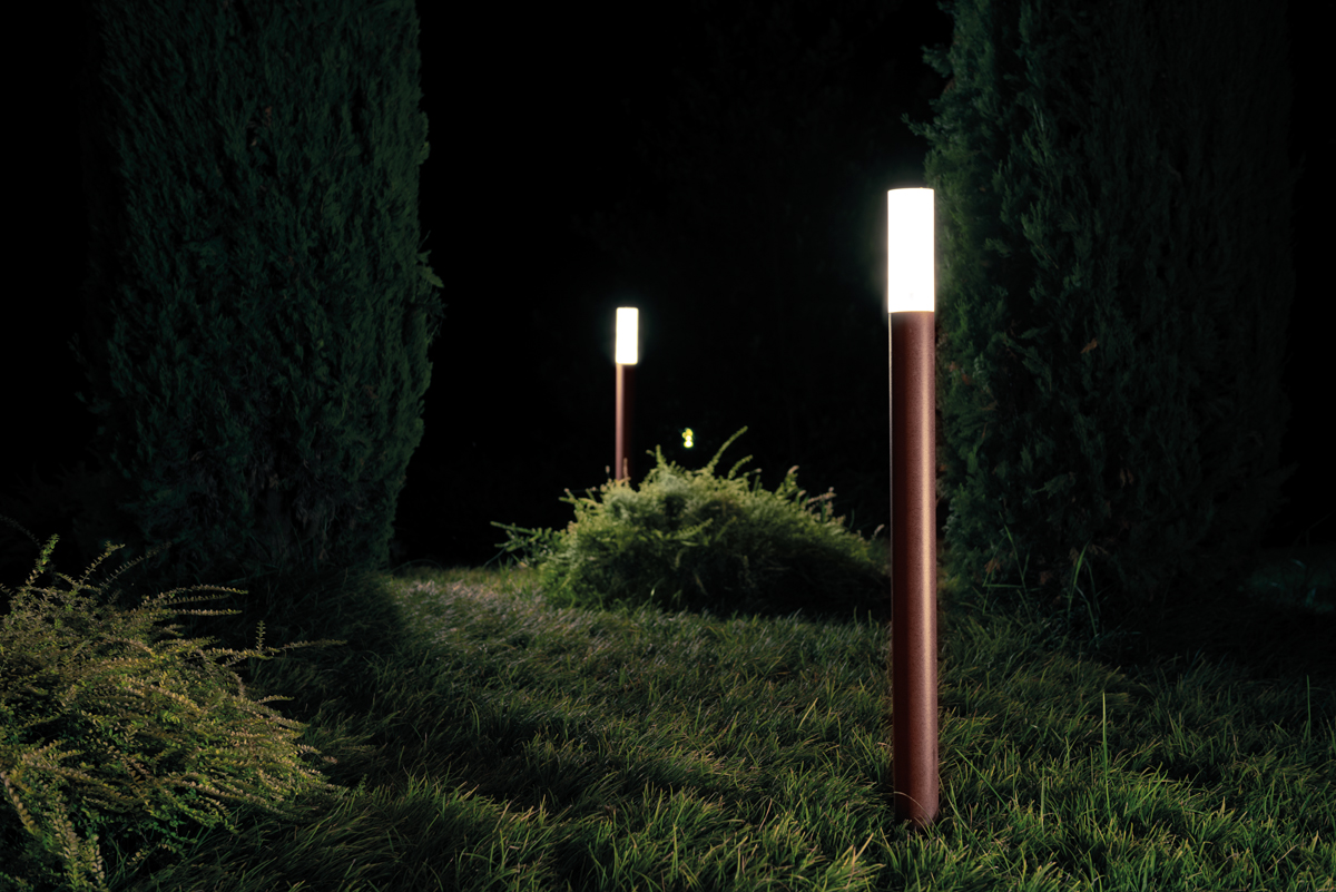 Rasvjetni LED stupić Lombardo Kit-04 Line Down Post H1200 IP66 6W