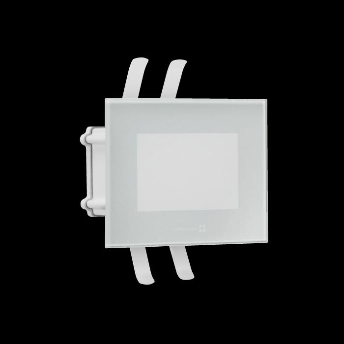 Vanjska ugradna svjetiljka Lombardo Stile next 103 6 LED 3W