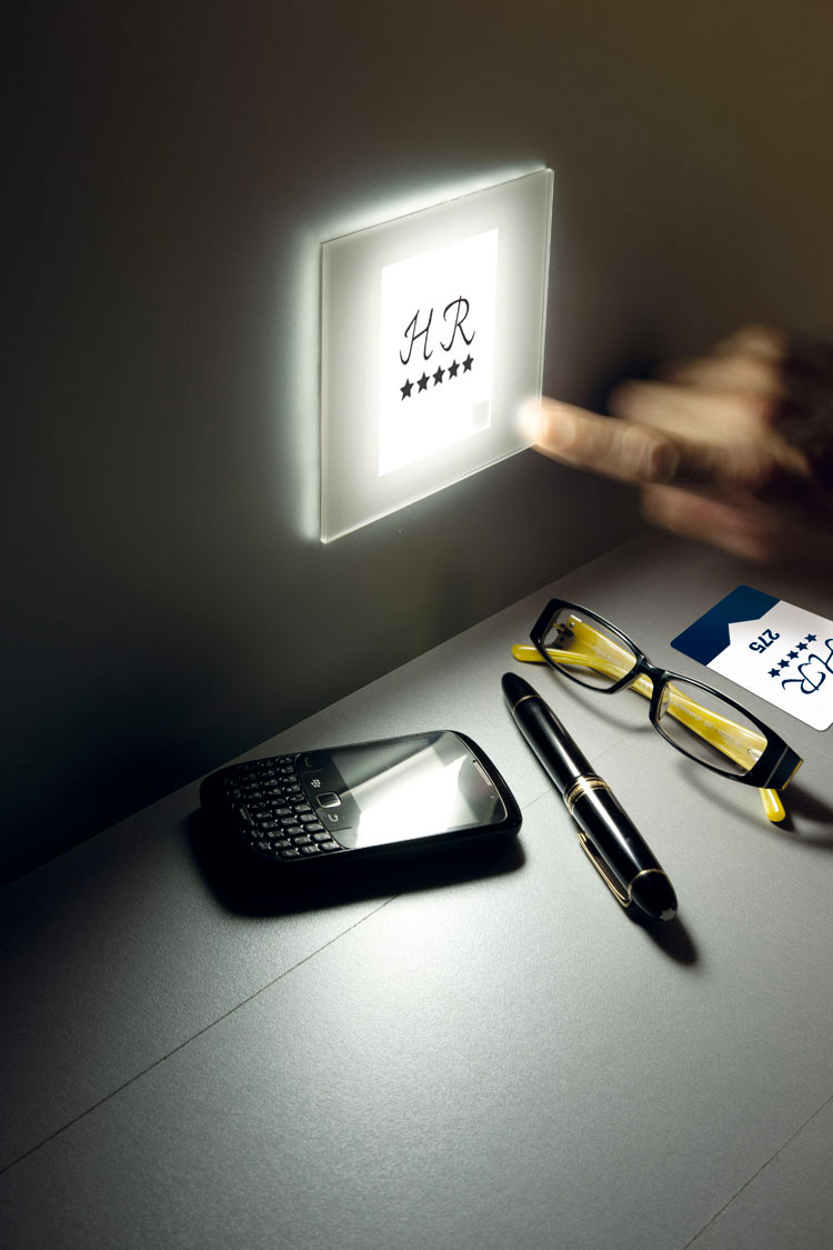 Vanjska ugradna svjetiljka Lombardo Stile next 106E 28 LED 6W