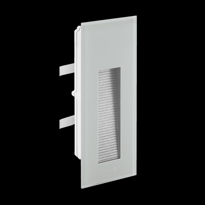 Vanjska ugradna svjetiljka Lombardo Stile next 106L asimmetrica 6 LED 3W