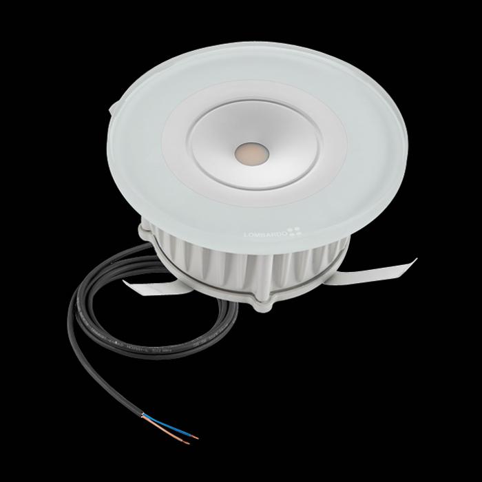 Vanjska ugradna svjetiljka Lombardo Stile next zero power 120T 1 LED 8W