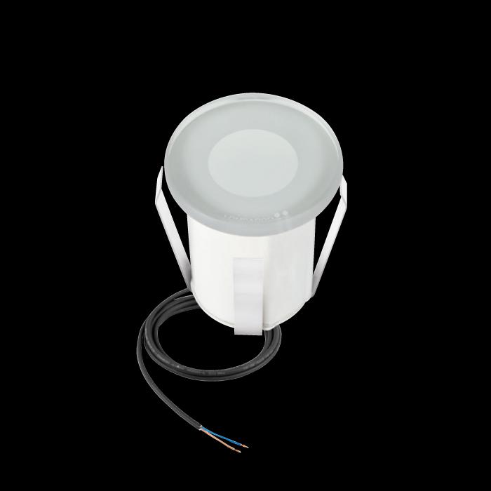 Vanjska ugradna svjetiljka Lombardo Stile next zero 60T 1 LED 3W