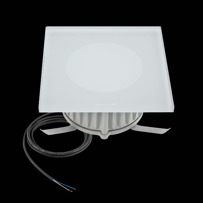 Vanjska ugradna svjetiljka Lombardo Stile next zero 120Q 24 LED 4,5W