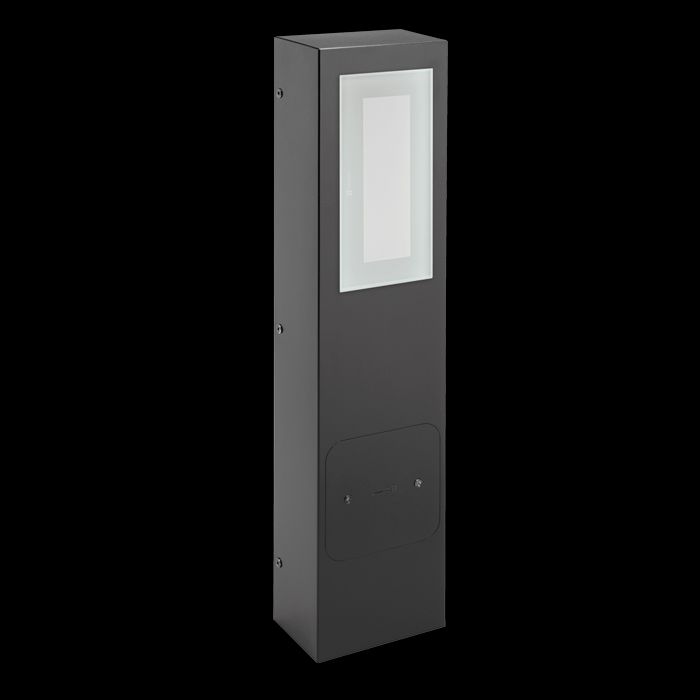 Rasvjetni LED stupić Lombardo Kit-01 Stile Next Post IP66 6W