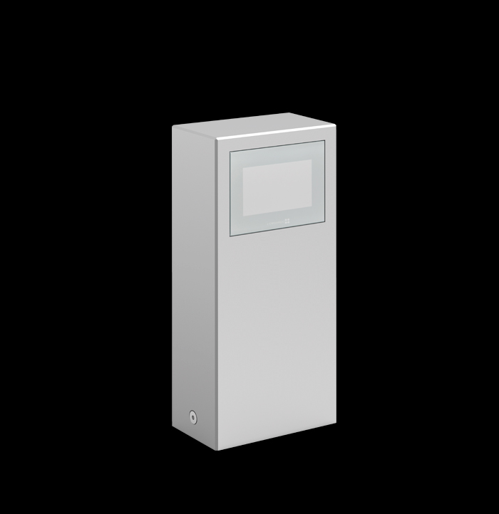 Rasvjetni LED stupić Lombardo Kit-05 Stile Next Post IP66 3W