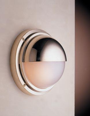 Zidna LED svjetiljka Laura Suardi 2225.LS.3200 LED 18W - mesing