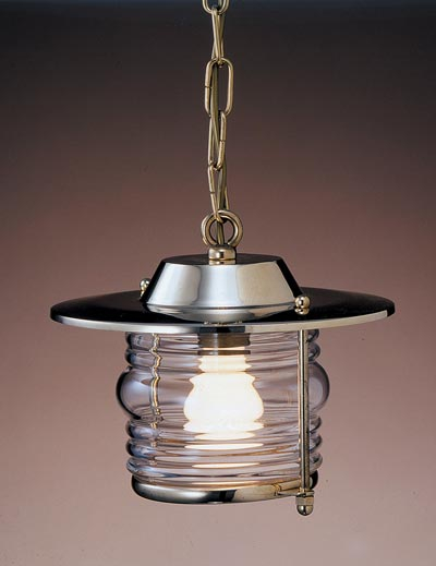 Ovjesna svjetiljka Laura Suardi 2058.LT E27 - mesing