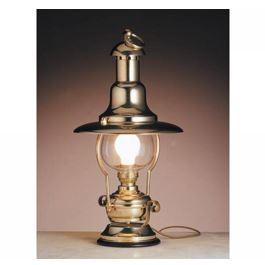 Stolna svjetiljka Laura Suardi 2213.LT E27 - polirani mesing