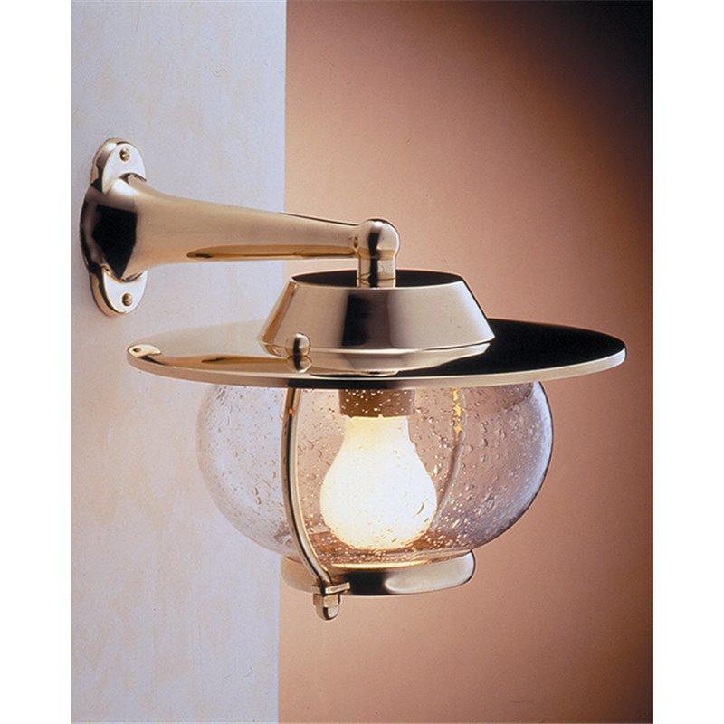 Zidna svjetiljka Laura Suardi 2070.L E27 - polirani mesing