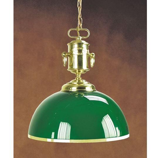 Ovjesna svjetiljka Laura Suardi 3012 E27 - lakirani mesing