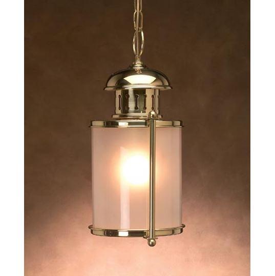 Ovjesna svjetiljka Laura Suardi 3021 E27 - lakirani mesing