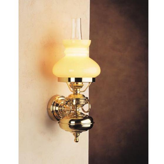 Zidna svjetiljka Laura Suardi 3201 E14 - polirani mesing