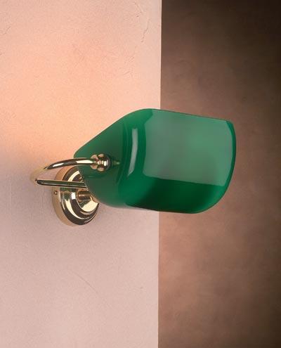 Zidna svjetiljka Laura Suardi 3227 E27 - polirani mesing