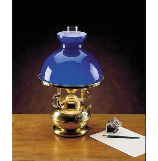 Stolna svjetiljka Laura Suardi 3101 E27 - polirani mesing