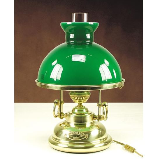 Stolna svjetiljka Laura Suardi 3120 E27 - polirani mesing