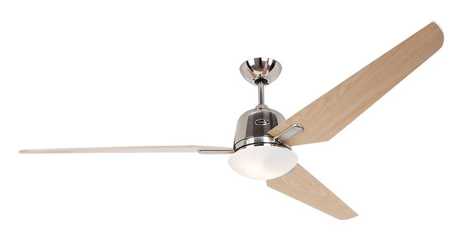 Stropni ventilator Casa Fan Eco Aviatos Ø 132 i Ø 162