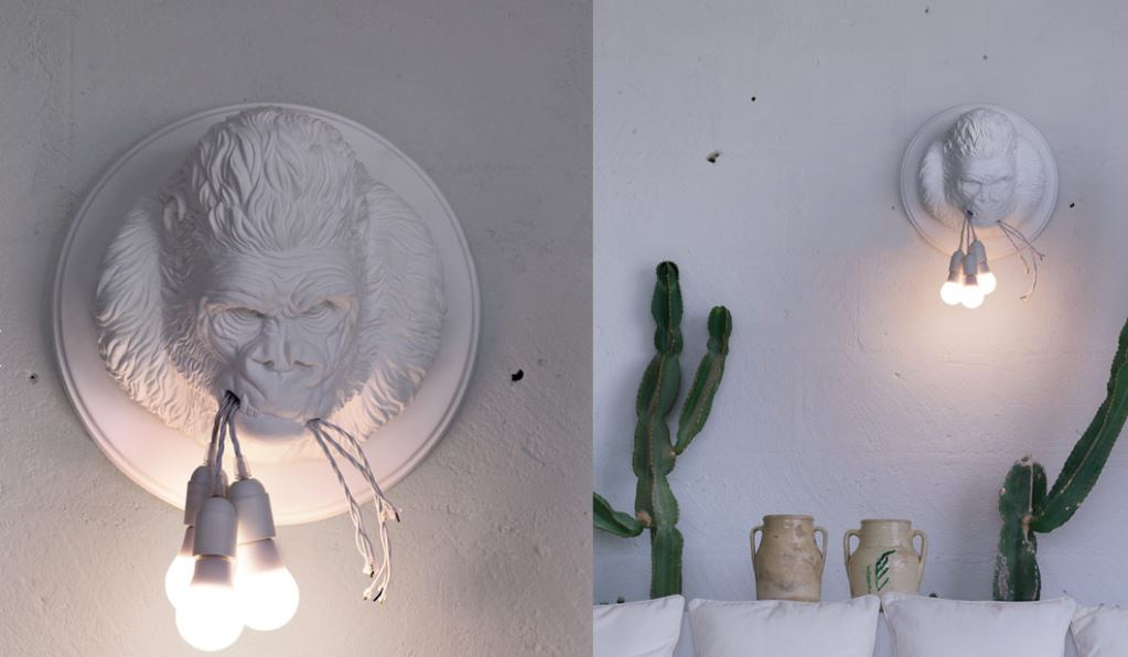 Zidna lampa Karman UGO RILLA