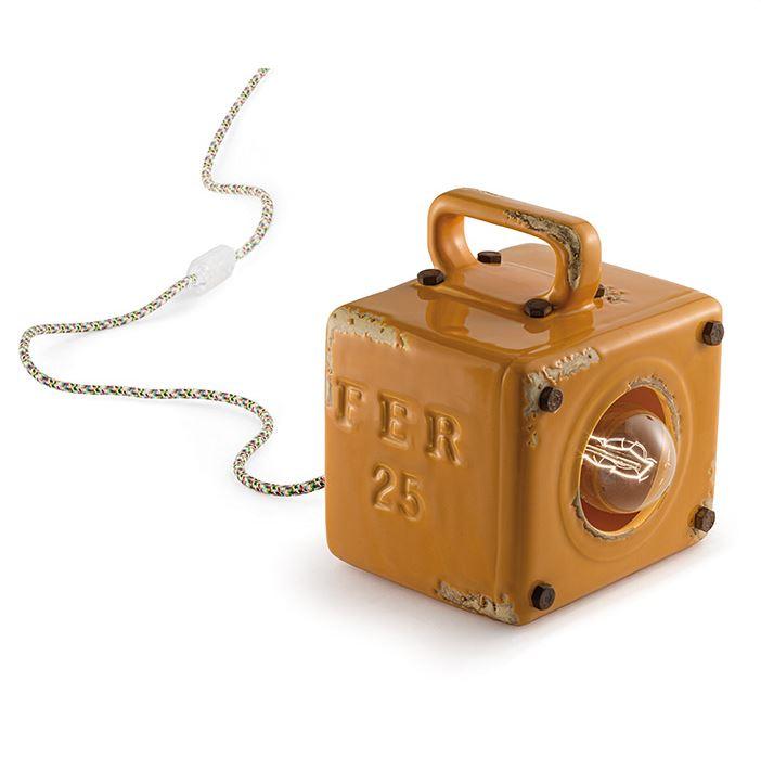 Stolna ili podna lampa Ferroluce Retro Industrial C1650