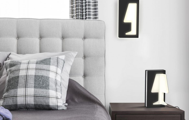 Stolna lampa Kreadesign Libro Tavolo SX LED