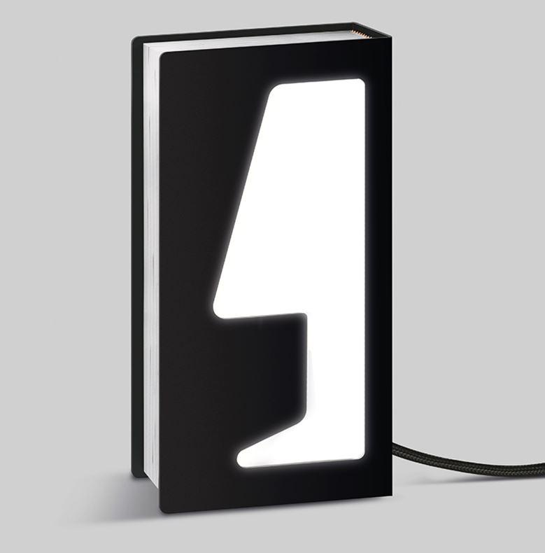 Stolna lampa Kreadesign Libretto DX LED
