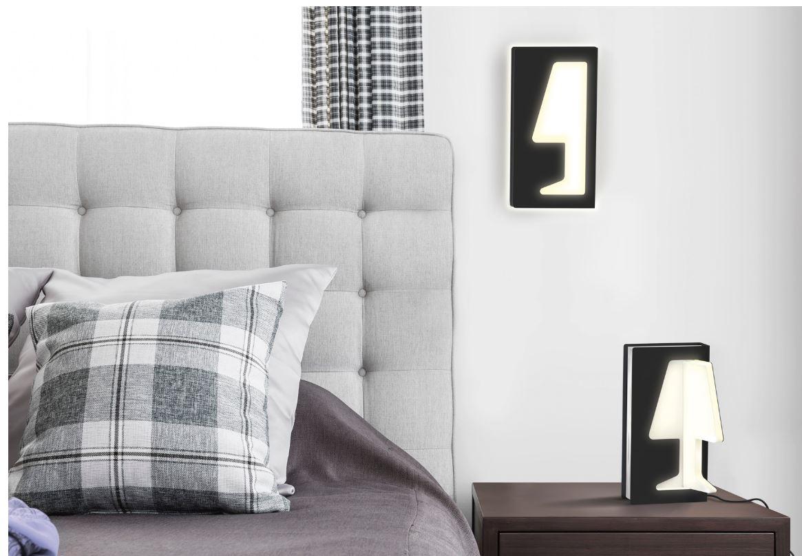 Stolna lampa Kreadesign Libretto SX LED