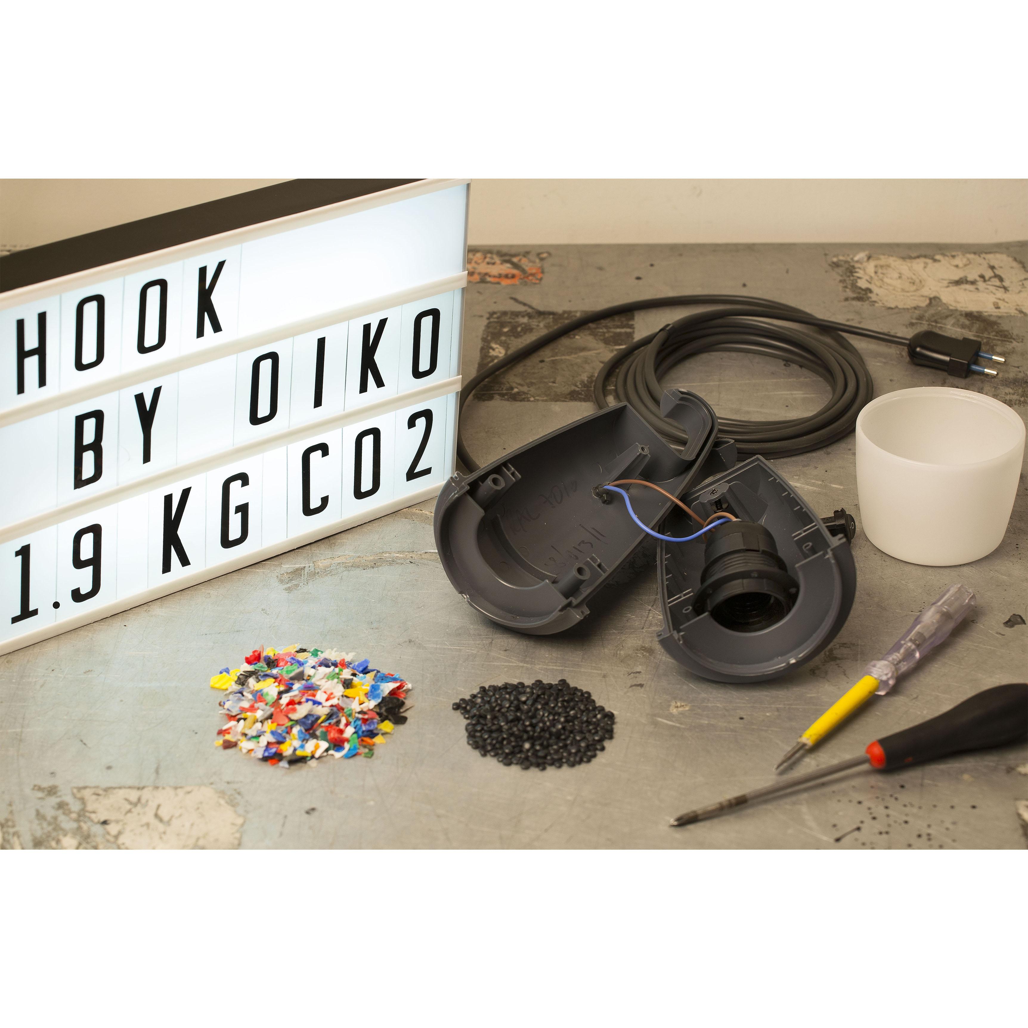 Prijenosna LED svjetiljka Faro Hook