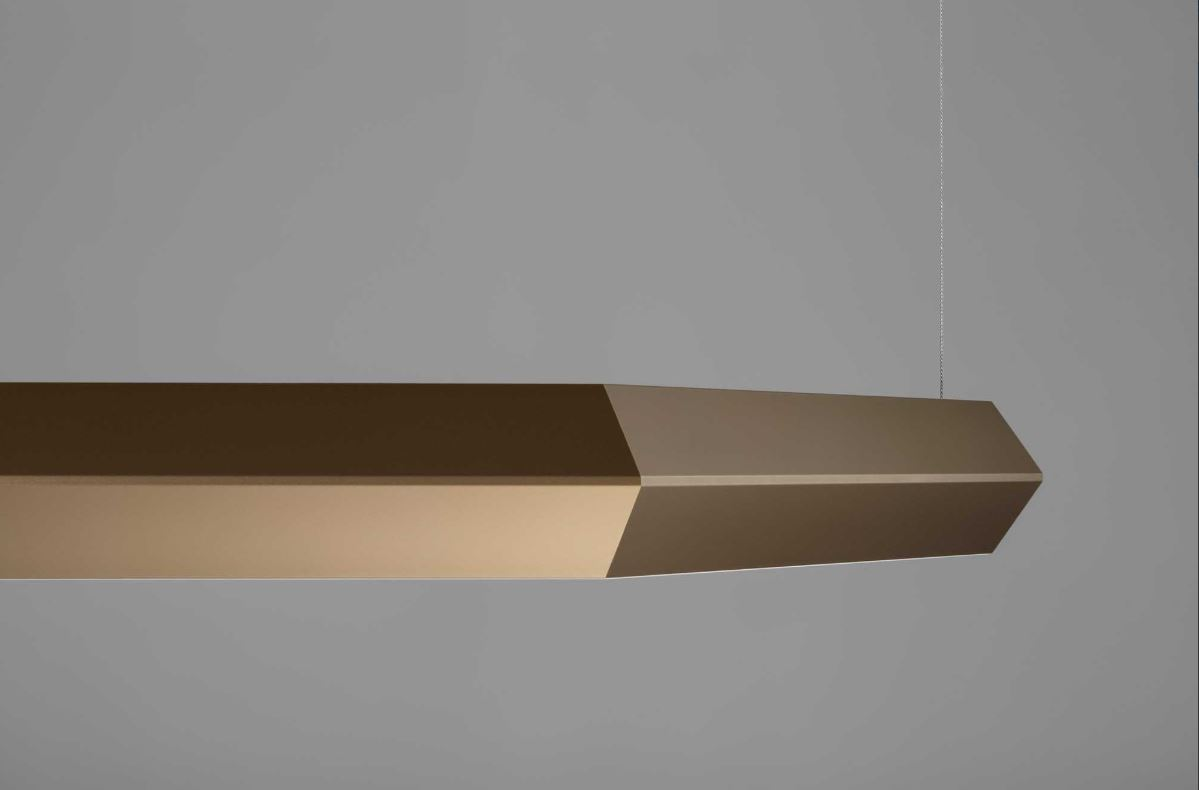 Luster Olev Exagon Silence LED | 52 Watt
