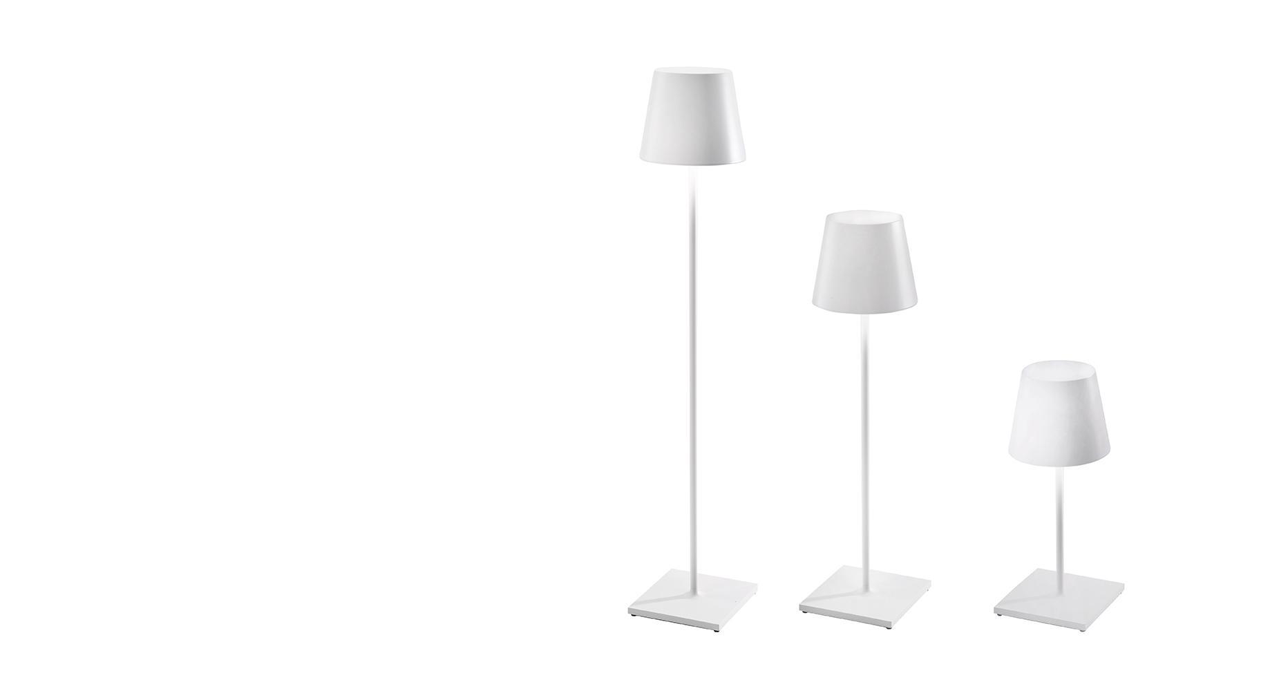Bežična podna LED lampa Poldina Pro XXL IP54