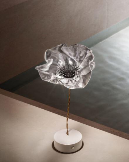 Bežična prijenosna stolna lampa SLAMP  LAFLEUR