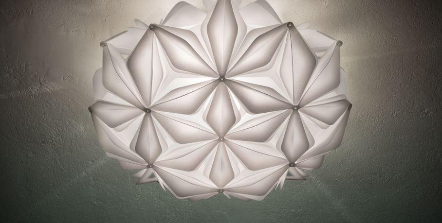 Stropna ili zidna lampa SLAMP LA VIE E27