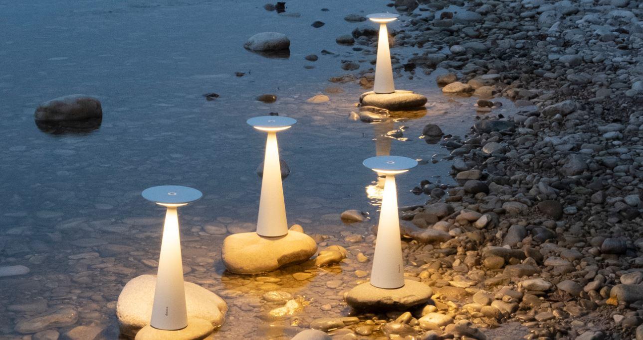 Bežična LED lampa Dama