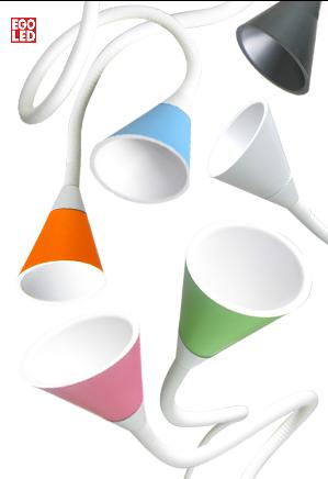 Stolna lampa Egoluce LED Kalla 2502
