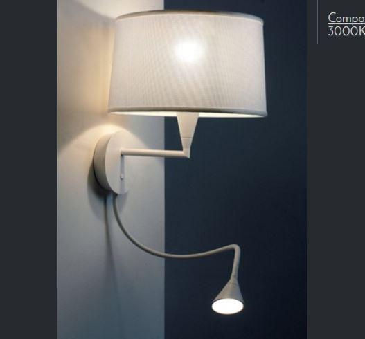 Zidna lampa Egoluce LED Alba  4393