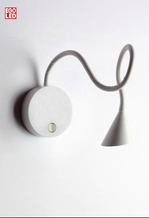 Zidna lampa Egoluce LED Kalla 4501
