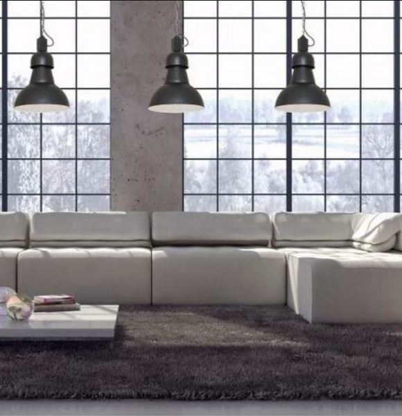 Luster Nowodvorski HIGH-BAY black 5067 E27 max 60W Ø36